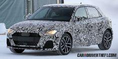 Con un enfoque más deportivo, este nuevo #Audi #A1 será bastante más largo, ancho y bajo que su antecesor. ¿Qué os parece la nueva versión? #motor #automóvil