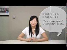 Speak Korean Today! Conversation 7 - I have a plan. 약속이 있어요.