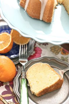 Meyer Lemon Pound Cake 002 by Hungry Housewife, via Flickr