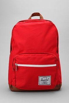 Red Pop Quizz Backpack Givted