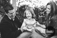 black and white family portraits. view more collections at: www.colettekulig.com