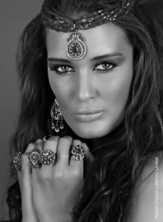 Amina Allam pour Femmes du Maroc, Moroccan Jewelry