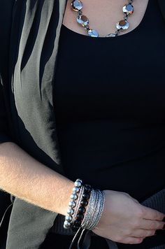 Layered Bracelets (stella and dot) repin for a chance to win http://www.stelladot.com/denikaclay