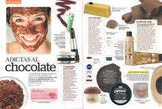 La barrita de masaje Bonour en la revista Mía