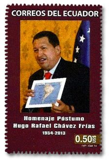 Filatelia. UPAEP Emisión Conjunta de 5 Países en Homenaje a Hugo Chávez  La Unión Postal de las Américas España y Portugal (Upaep) acordaron para el 2014 como tema común correspondiente a la Serie América UPAEP 2014 el tema Próceres y Líderes. Cada país miembro puede elegir a qué próceres o líderes representar.  Continue reading  http://www.monedasdevenezuela.net/articulos/filatelia-upaep-emision-conjunta-5-paices-en-homenaje-a-hugo-chavez/ Este articulo se publico primero en Monedas de…