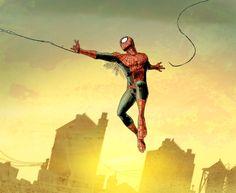 Spider-Man - Matt Timson
