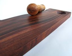 Red wood board Mortar Pestle Cutting board Cheese by lacunawork, €100.00