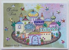 Sophie's Art: Ein neuer Stempel  -  New stamps