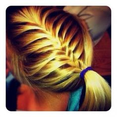 Braided Ponytail.. Love it!!