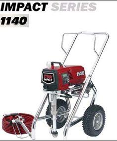 Titan Impact 1140 Low Rider Airless Sprayer 805-012.  Shop Here: https://www.painthose.com/titan-impact-1140-low-rider-airless-sprayer-805-012/