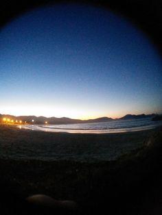 Praia da Barra da Lagoa / Floripa