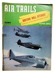 Air Trails December 1941
