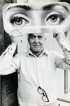 Piero Fornasetti (1913-1988, Milano)