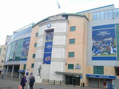 Chelsea FC. West London's finest.