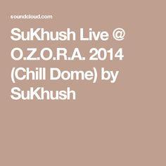 SuKhush Live @ O.Z.O.R.A. 2014 (Chill Dome) by SuKhush