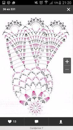 Crochet Doily Patterns, Crochet Mandala, Crochet Doilies, Crochet Flowers, Crochet Kitchen, Free Crochet, Free Pattern, Projects, Christmas