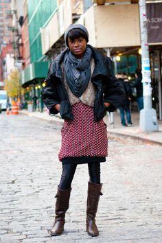 Women's Style- Fabulous Winter Layers