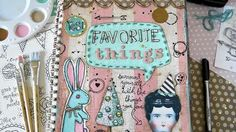 Chicago Tribune - Mixed media book teaches tips on art journaling
