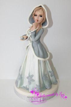 Princess of the snow by golosamente by linda