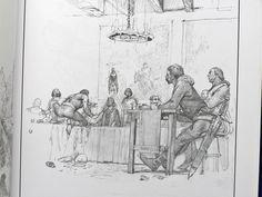 don lawrence sketchbook sketch