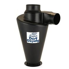 Buy ONEIDA AIR SYSTEMS Super Dust Deputy Molded Cyclone Only at Woodcraft.com