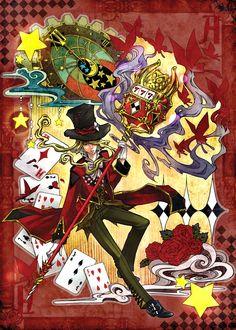 ALPHARD-The Slot Master by lunarlunatic.deviantart.com on @deviantART