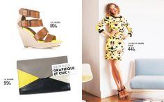 Nouvelle collection 3 Suisses. Vêtements, chaussures & accessoires