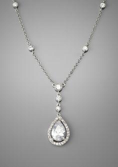 Kaylah Designs drop necklace