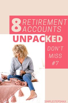 Wondering what the difference is between a 401K and an IRA? Should you have a Roth or traditional account? All these questions are answered in this article. So, go check out the best types of individual retirement accounts available to you. #retirement #investing #financialtips #moneytips Retirement Savings Plan, Retirement Accounts, Saving For Retirement, Early Retirement, Financial Tips, Financial Planning, Roth Account, Employer Identification Number, Individual Retirement Account