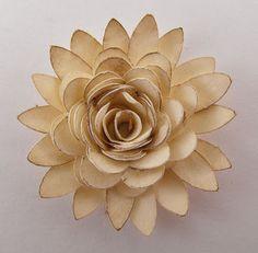 from craftspotbykimberly.blogspot.com--great examples of Flower Shoppe Cricut Cartridge