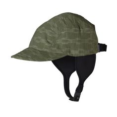 Patagonia Surf Duckbill Hat - Ikat Lines: Camp Green ICAG
