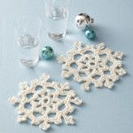 Free Crochet Christmas Ornament Pattern http://www.karlasmakingit.com/time-to-start-your-christmas-crochet-free-crochet-christmas-ornament-patterns-from-karlas-making-it/