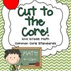 This freebie is a set of the 2nd grade Common Core math standards. Print this out and keep it in your teacher binder or on a clipboard so you can r...