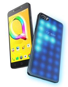 Introducing Alcatel A5 LED - Worlds First LED-covered Smartphone