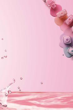 pink,conciso,esencia,cosmeticos,promoción,poster,esmalte de uñas,cosmetologia