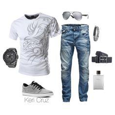 Men's casual by keri-cruz