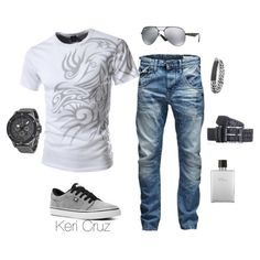 Men's casual by keri-cruz
