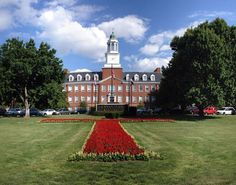 Transylvania University, a wonderful smaller university located in Lexington, is the oldest university west of the Allegheny Mountains.