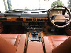 Range Rover Classic Vogue LSE - Graeme Hunt Ltd Range Rover Classic, 4x4, Classic Interior, Land Rover Defender, Motor Car, Luxury Cars, Cars For Sale, Restoration, Range Rovers