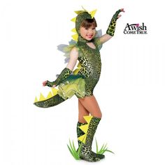 dinosaur costumes for kids | Wish Come True Dance 2013 Walk The Dinosaur Character Dance  sc 1 st  Pinterest & 15 best Cute Dinosaur Costumes for Kids images on Pinterest ...