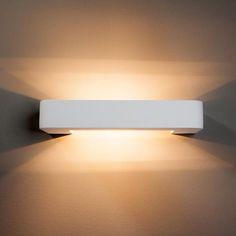 Applique LED Nanni en forme d'anse