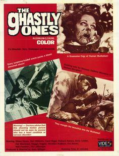 Blood Rites ( The Ghastly Ones ) 1968.