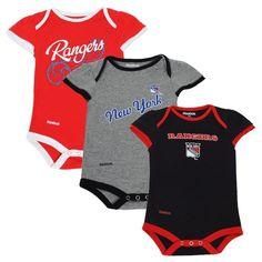 NHL Reebok New York Rangers Newborn Girls Little « Clothing Impulse