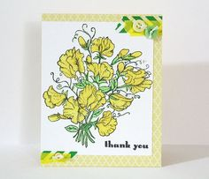 Thank You ( Yellow )