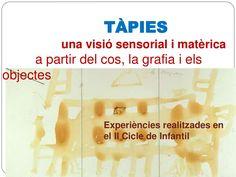 Tàpies per a petits (experiències infantils) by home via slideshare