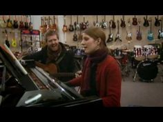 Captivating music in Once. Falling Slowly by Glen Hansard and Marketa Irglova was such a powerful piece. Rox and I were instantly in love and were so pleased they won the Oscar for it. This song is in our usual repertoire. I don't think I'll ever get tired of performing this one with him. <3