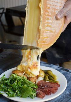 heiligabend essen rezepte raclette kaese