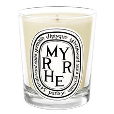 Bougie Parfumée Myrrhe