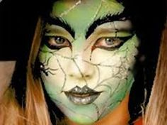 halloween makeup witch - Google zoeken