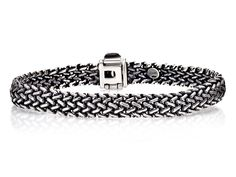 Mariano Di Vaio - Sterling Silver Mesh Bracelet